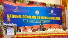 National Conclave on Mines & Minerals 8
