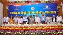 National Conclave on Mines & Minerals 9