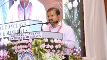 National Conclave on Mines & Minerals 4th & 5th July 2016 Raipur, Chhattisgarh