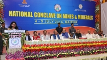 National Conclave on Mines & Minerals 15