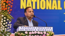 National Conclave on Mines & Minerals, 4th & 5th July, 2016 Raipur