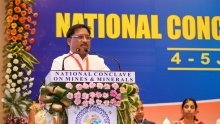 National Conclave on Mines & Minerals 5